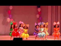 """97. """"Танец Кукол"""". VI Международный конкурс хореографических постановок - IN-KU Amazing Dance 2016 - YouTube"""