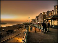 The Lanes,Brighton,Inglaterra