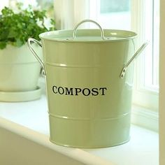 Compost Bucket  by Garden Trading  £18   3