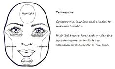 triangle-face-contouring