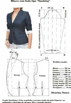 Sewing Patterns - Coat Patterns - Jacket Patterns - Bolero Pattern - Skirt Patterns - Blazer Pattern - Sewing Tutorials - Sewing E-book Coat Patterns, Dress Sewing Patterns, Blouse Patterns, Clothing Patterns, Crochet Patterns, Blazer Pattern, Jacket Pattern, Bolero Pattern, Make Your Own Clothes