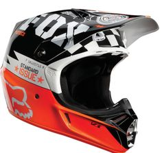 Fox Racing V3 Helmet