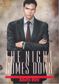 Criminal Minds YAOI Doujinshi - The Night Comes Down (Morgan x Hotch) Criminal Shows, Hotch Criminal Minds, Aaron Hotchner, Spencer Reid, Matthew Gray Gubler, Home Movies, Doujinshi, Tv Shows, Mindfulness