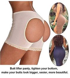 0579acbc7b353 Evenriver Women Shapewear Butt Lifter Lace Boy Shorts Tummy Control Body  Shaper Enhancer Sexy Panty    Find out more about the great product at the  image ...