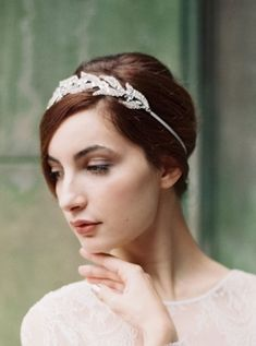How to Nail the Wedding Veil Alternatives/Wedding Headpiece