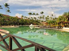 Float your cares away in Punta Cana at one of many luxurious pools!