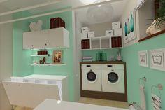 Living Styles: Romantická práčovňa