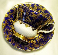 Royal Albert ~ Consort Series ~ Tea Cup & Saucer