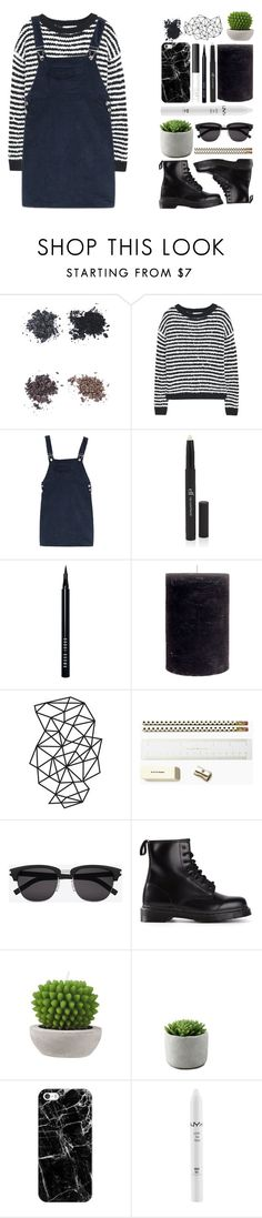 """""""All the other kids with the pumped up kicks up, you better run, better run, outrun my gun"""" by isabelamer-1 ❤ liked on Polyvore featuring Topshop, MANGO, Bobbi Brown Cosmetics, Pomax, Kate Spade, Yves Saint Laurent, Dr. Martens, Casetify, NYX and NARS Cosmetics"""
