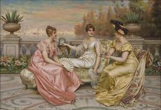 'The Three Graces' - Frederic Soulacroix