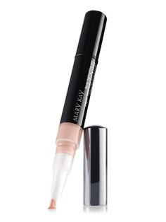 "Mary Kay® Facial Highlighting Pen $18 - Special light-reflecting pigments in the Mary Kay® Facial Highlighting Pen optically ""lift"" the shadowy areas of your face. Instantly your skin looks brighter, your tone more even and your face more radiant."