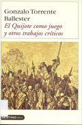 En el primer ensayo, El Quijote como juego, el autor analiza la obra cervantina, con una prosa fuerte y llena e impregnada de admiración por el libro estudiado.