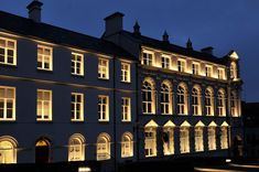 Walled City of Derry, Londonderry - A Lighting Project by Light and Design Assoc. Walled City of Derry, Londonderry – A Lighting Project by Light and Design Associates Ltd – Lig Facade Lighting, Exterior Lighting, Outdoor Lighting, Lighting Design, Arch Light, Light Tunnel, Florida Hotels, Londonderry, Walled City