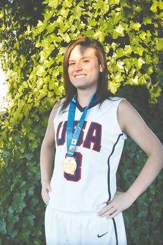 USA Women's Team wins gold at Deaflympics. Go, Alexa!