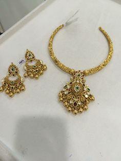 Silver Jewellery - Collane, Anello, s Earrings & Bracelets Gold Jewelry Simple, Trendy Jewelry, Fashion Jewelry, Gold Jewellery, Quartz Jewelry, Temple Jewellery, Antique Jewellery Designs, Jewelry Design, Indian Jewelry