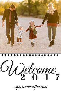 Welcome 2017 - La Brisa Photography - family photos - happy new year - family style - fashion - photography - New Year - Photos - what to wear - family pictures