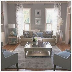56 grey small living room apartment designs to look amazing 19
