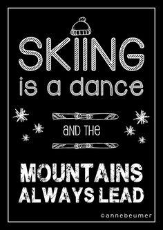 Bijna op wintersport en het begint al aardig te kriebelen. :) #quote #skiing #wintersport