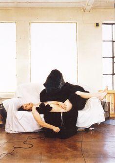 Angus Fairhurst: Pieta (1996)