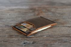 Wallet, The Inside Out Men's Leather Wallet, Minimalist Wallets, Groomsmen Gifts, Leather Wallets, Listing# 031 - The Wallet of The Year