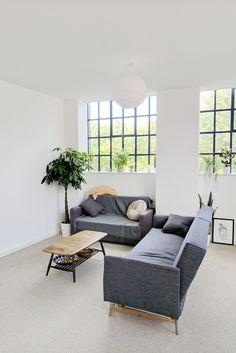 A Minimalist Apartment Tour