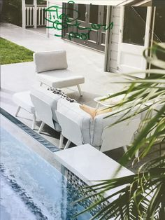 Outdoor Furniture Sets, Outdoor Decor, Pools, Home Decor, Decoration Home, Swimming Pools, Room Decor, Interior Design, Home Interiors