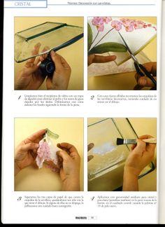 PAP CON LÁMINAS ANTIGUAS Y VINTAGE II (pág. 6)   Aprender manualidades es facilisimo.com