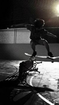 Ollie de longboardSao José dos Campos - SP