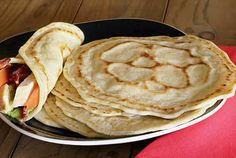 Paleo & Gluten-Free Tortillas Recipe