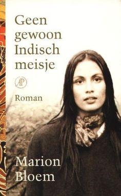 Boek Geen gewoon Indisch meisje - Marion Bloem
