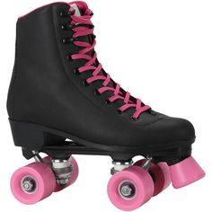 Retro Roller Skates, Roller Skate Shoes, Roller Skating, Patins Oxer, Rio Roller, High Top Sneakers, High Heels, Pretty Outfits, Pretty Clothes
