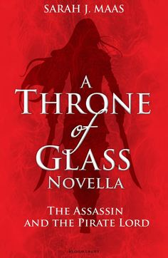 Sarah J. Maas - The Assassin and the Pirate Lord / #awordfromJoJo #YoungAdult #Fantasy #SarahJMaas