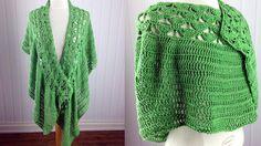 Lotus Petals Shawl Free Crochet Pattern; http://www.premieryarns.com/Product/Lotus+Petals+Shawl.aspx Premier Yarns Cotton Fair Yarn: http://www.maggiescroche...