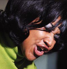 Aretha Franklin, 1968 LEE FRIEDLANDER: AMERICAN MUSICIANS
