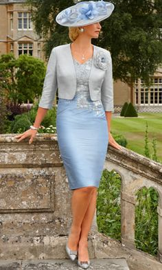 Mother of the bride and groom outfits and dresses 2017