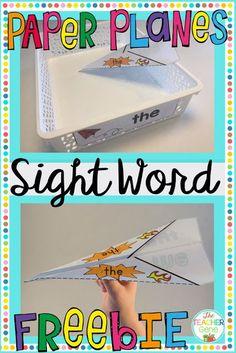 Sight Word Activity