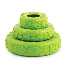 Ancol Rubber Tyres – Dog Toy