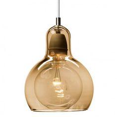 Mega Bulb Gold SR2, Pendelleuchte