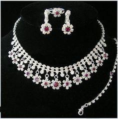 jewelry | Diamond Jewelry Sets (XL0002)