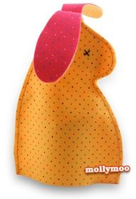 I made this Felt Easter Egg Cosy lastnight as a cute way for the Easter Bunny to 'present' Molly's chocolate egg to her on Sunday morning. I'm sharing the template here on www.mollymoo.ie if anyone is interested. Happy Easter all :)