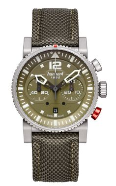 """Hanhart Primus Survivor Pilot Watch - by Rob Nudds - see more about it: http://www.ablogtowatch.com/hanhart-primus-survivor-pilot-watch/ """"Dive watches, trench watches, pilot watches... These timepieces were born of necessity, and with them, enduring design principles emerged. The Hanhart Primus Survivor Pilot Watch is clearly of the same blood, but does its heart beat to the same tune? ...The Hanhart Primus Survivor Pilot is aimed at those with an 'intense professional life and active leisure ti"""