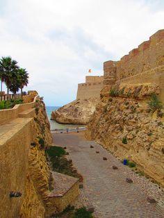Fortificaciones de Melilla la Vieja, Spain