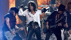 Super-group Hollywood Vampires, with Johnny Depp, Joe Perry and...: Super-group Hollywood Vampires, with Johnny… #JohnnyDepp #AmberHeard