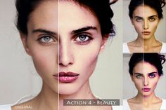Check out 6 PS Actions by Linspace on Creative Market