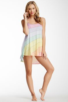 Wildfox Couture | Wildfox Couture Vintage Rainbow Bells Dress | Nordstrom Rack