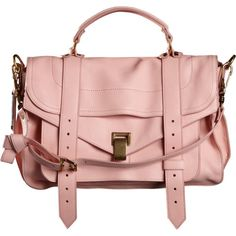 ps1 medium / proenza schouler... love this cotton candy pink color