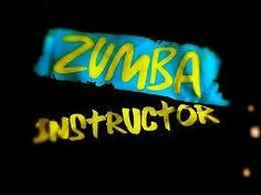 If you're waiting for a sign to work out here it is ZUMBA ...