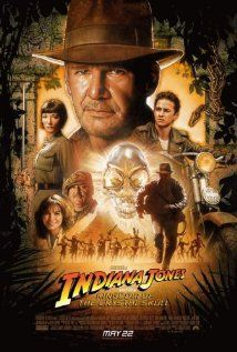 "Indiana Jones and the Kingdom of the Crystal Skull (2008) - Famed archaeologist/adventurer Dr. Henry ""Indiana"" Jones is called back into action when he becomes entangled in a Soviet plot to uncover the secret behind mysterious artifacts known as the Crystal Skulls."