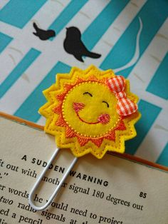 Check out this item in my Etsy shop https://www.etsy.com/listing/489044140/bookmark-decorative-paper-clip-calendar