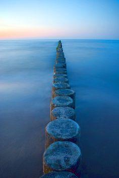 Magical Baltic Sea in Germany #balticsea #travelcircus www.travelcircus.com